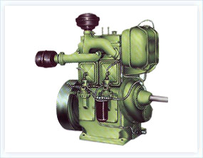 Double Cylinder Water Cooled Diesel Engines